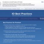 Facebook Studio Facebook Advertising Options