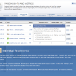 Facebook Studio Page Insights and Metrics