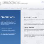 Facebook Studio Facebook Platform Policy